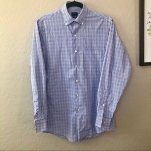 Arrow Fitted Button Down Long Sleeves Dress Shirt